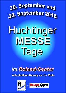 Huchtinger Messe Tage 2018 der IHU